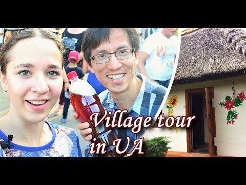 Explore Ukrainian culture in the village! Velyki Sorochyntsi