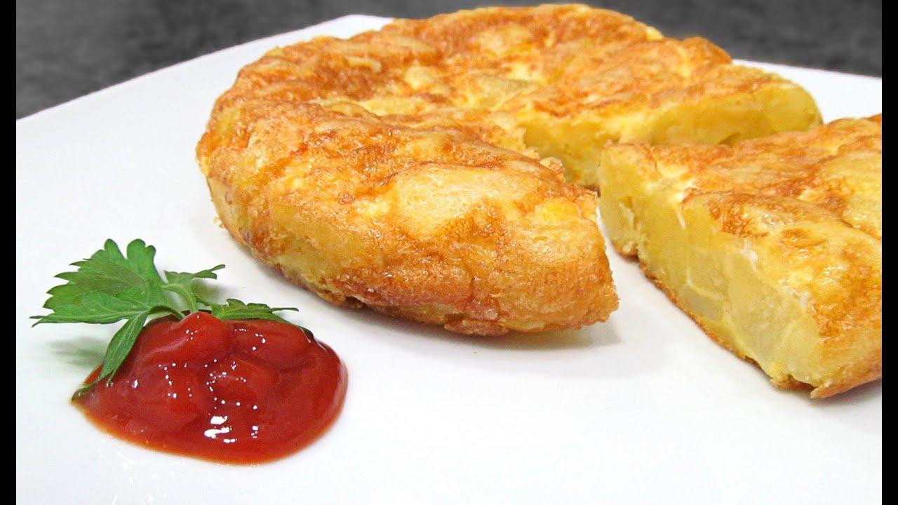 Tortilla de patatas - YouTube