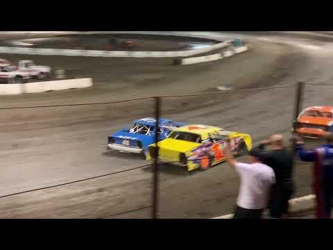 Bakersfield Speedway 04-27-19 Hobby Heat