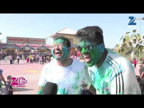 Holi Special – Rang De at Wonderland in Dubai