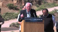 U.S./Mexico Border, Nogales, Arizona | Bernie Sanders