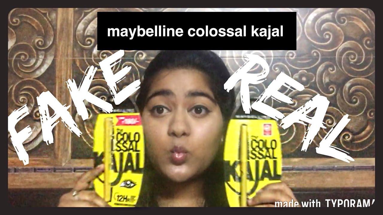 Maybelline colossal original