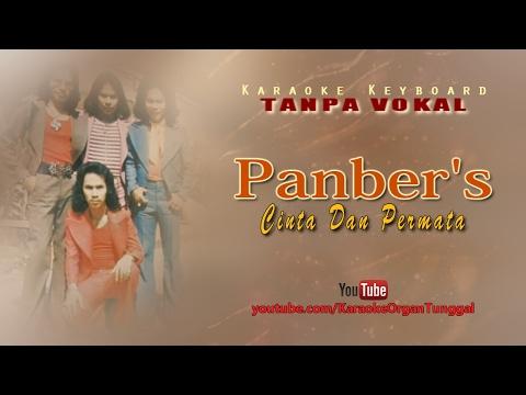 Panber's - Cinta Dan Permata | Karaoke Keyboard Tanpa Vokal