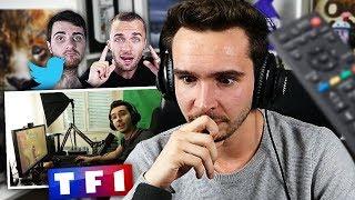 JE SUIS PASSÉ SUR TF1 ! (Réaction) thumbnail