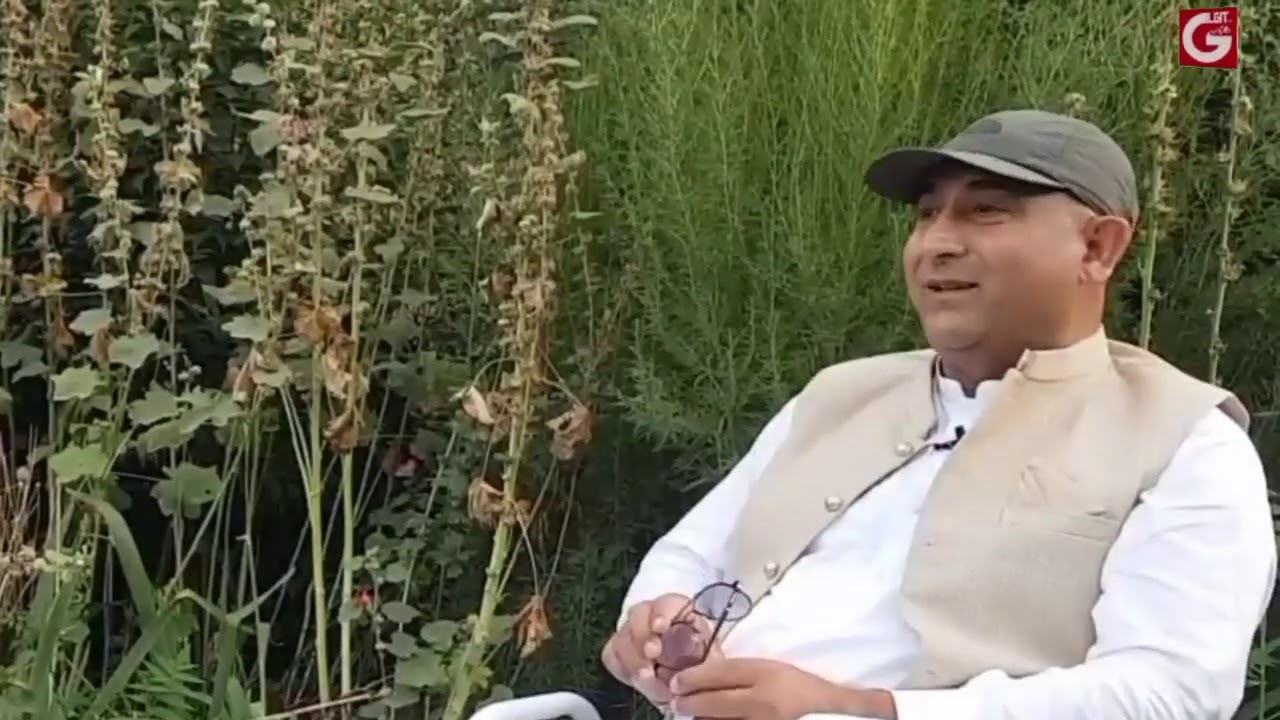 Ejaz Khan, PTI president Italy, to contest polls from Astore