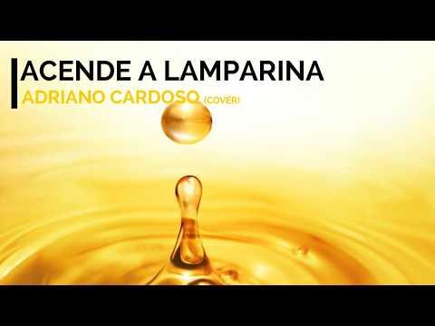 Adriano Cardoso-Acende a lamparina  Cover