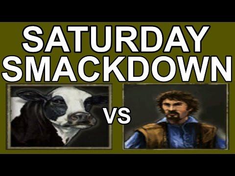 Saturday Smackdown! Aizamk vs Mongo10 [Bo7 w/ Zutajection]