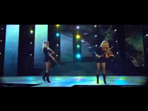 Riverdance Celtic dueling violins