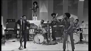 "James Brown ""Sex Machine""  Rome on April 24, 1971"