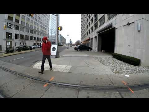 ⁴ᴷ Timelapse Walking Tour of Hoboken Terminal, Newport, Downtown Jersey City, Exchange Place - NJ