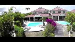 Villa Bora Bora, Vidéos de villas de luxe en Guadeloupe à Saint François