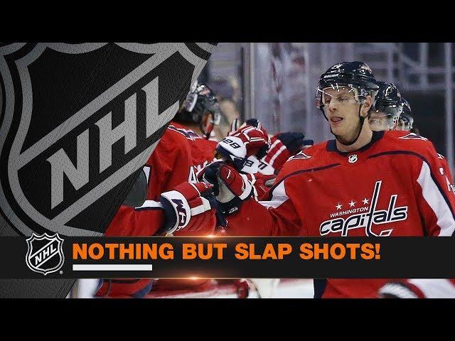 The Best Slap Shot Goals from Week 13