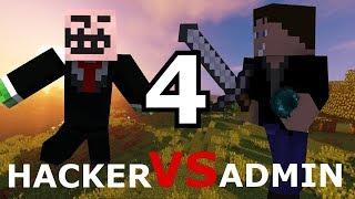 Hacker vs Admin | 4.rész | EZÉRT NE HACKELJ! | thumbnail