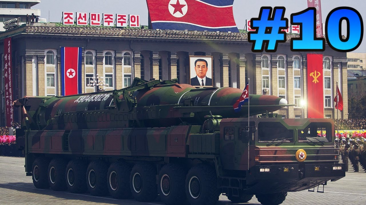 10 สุดยอดอาวุธที่ทรงพลังที่สุดของกองทัพเกาหลีเหนือ
