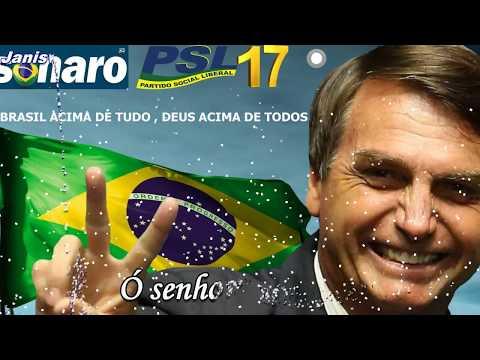 O Escudo - Voz da Verdade - Bolsonaro Presidente - Janisvaldo -