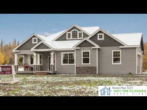 New Cottage style Ranch House Plans, Cottage Home Plans Online