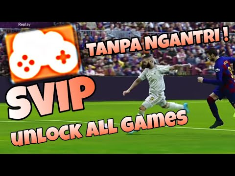 DOWNLOAD GLOUD GAMES MOD APK UNLIMITED MONEY AND SVIP | Tutorial Pasang + Link Download