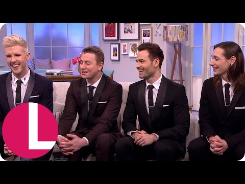 The Collabro Boys Are Back With Their Best Album Yet | Lorraine