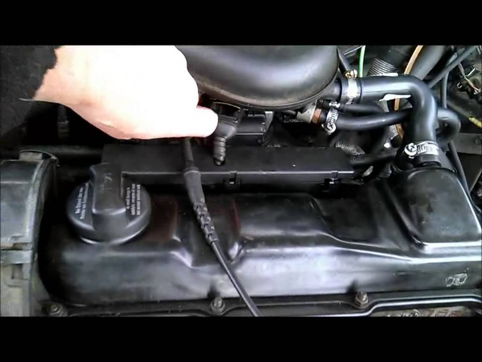 Vw Golf Mk3 Idling Problems Youtube