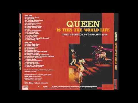 5. Somebody To Love (Queen-Live In Stuttgart: 9/27/1984)