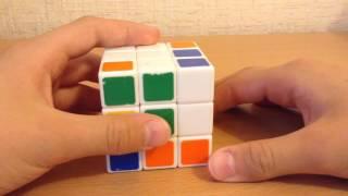 Как собрать Кубика-Рубика (3 слой)