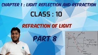 Light : reflection and refraction || physics || class 10 || Part 8 ||