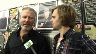 Eric Corton - Interview (live @ 10 jaar BNN That