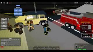 ROBLOX Mano county bad car crash