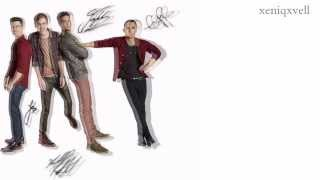 Big Time Rush - Confetti Falling ( Lyrics )