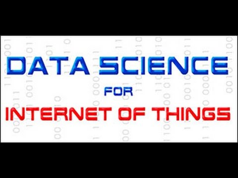 Data Science and the Internet of Things