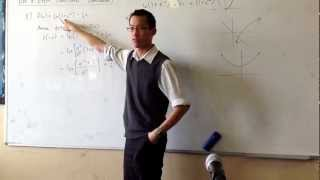 Even Functions - example proof