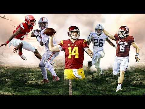 2017 COLLEGE FOOTBALL PREVIEW | The Harris Highlights Show