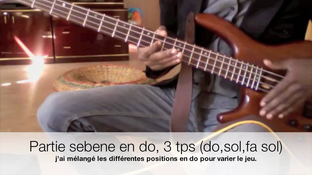guitare basse du congo s b ne methode 2 chords chordify. Black Bedroom Furniture Sets. Home Design Ideas