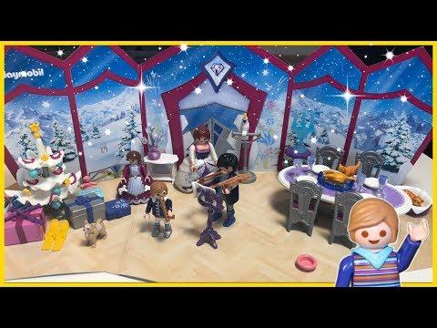Playmobil Adventskalender - Playmobil 9485 Adventskalender Weihnachtsball im Kristallsaal