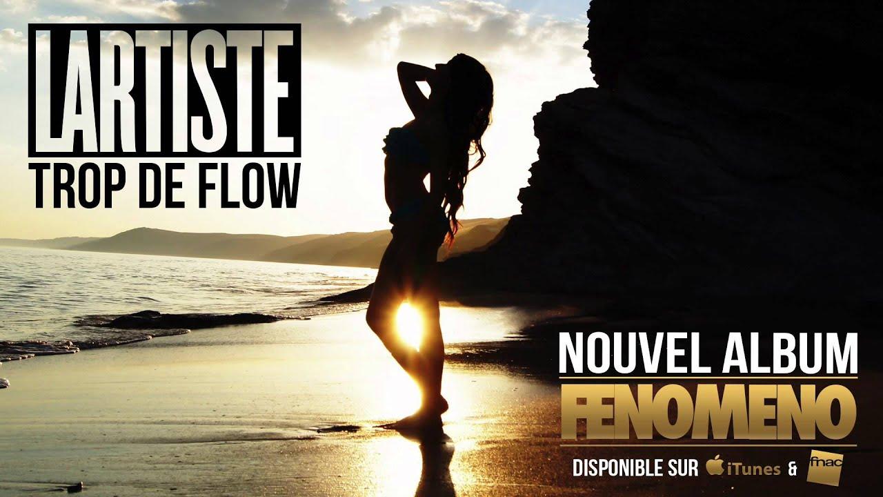 Lartiste feat. Clayton Hamilton - Trop De Flow  (Audio Officiel)