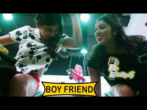 Boy Friend Kavali Full Video Song - Nanna Nenu Naa Boyfriends - Hebah Patel, Tejaswini Madiwada