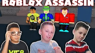 Roblox Assassin with GamerBoy JJM and VitaBoy TV | Its The Final Count Down!