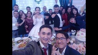 Свадьба - Кайрат и Гульнура (Backstage)