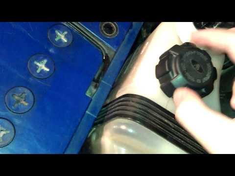 Как правильно закрутить пробку расширительного бачка на ВАЗ - Смешные видео приколы