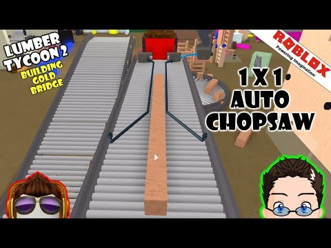 Roblox - Lumber Tycoon 2 - 1 Unit Chop Saw
