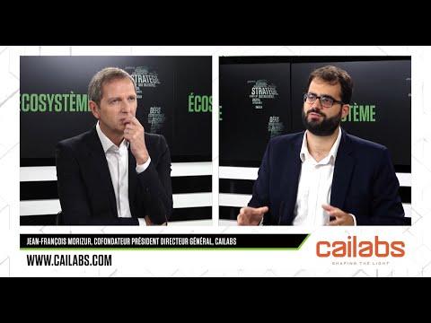 Cailabs - La Bretagne au cur de lindustrie spatiale avec Cailabs et Unseenlabs