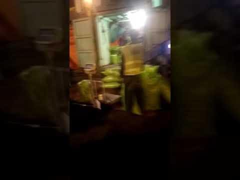 Karachi Port Trust main DAP packing karty huwy