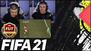 RUSSAK trifft das Tor 4-mal nicht und dann passiert das...   FIFA 21 Highlights Deutsch
