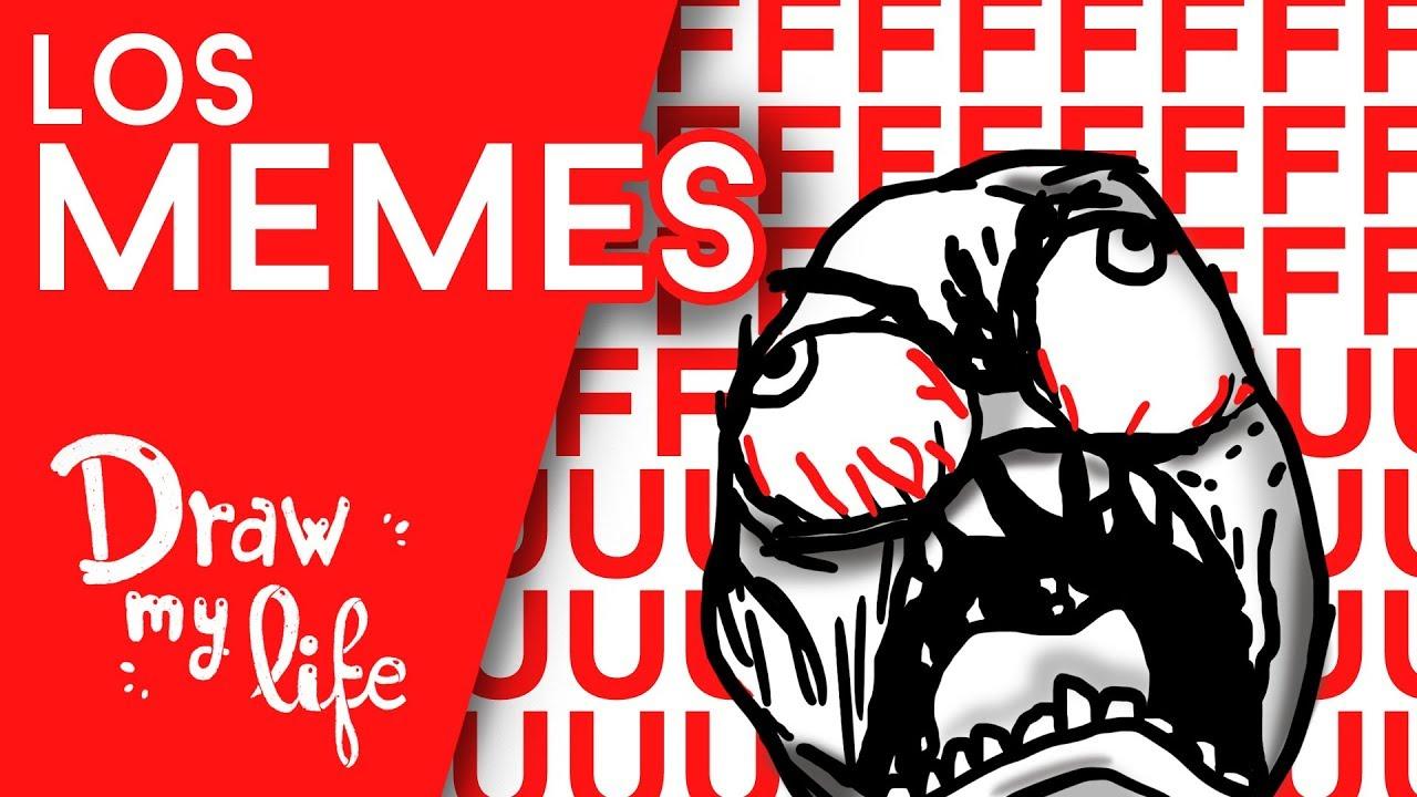 La HISTORIA de LOS MEMES - Draw My Life