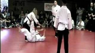 Sandra Black Belt