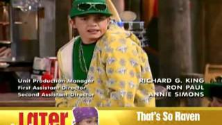 Mitchel Musso, Moises Arias and Jesse McCartney rapping on Hannah Montana!