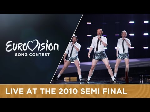 InCulto - Eastern European Funk (Lithuania) Live 2010 Eurovision Song Contest
