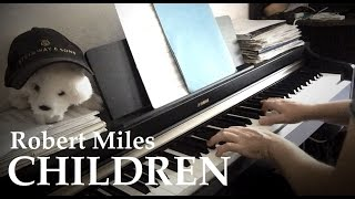 Robert Miles - Children [piano cover]