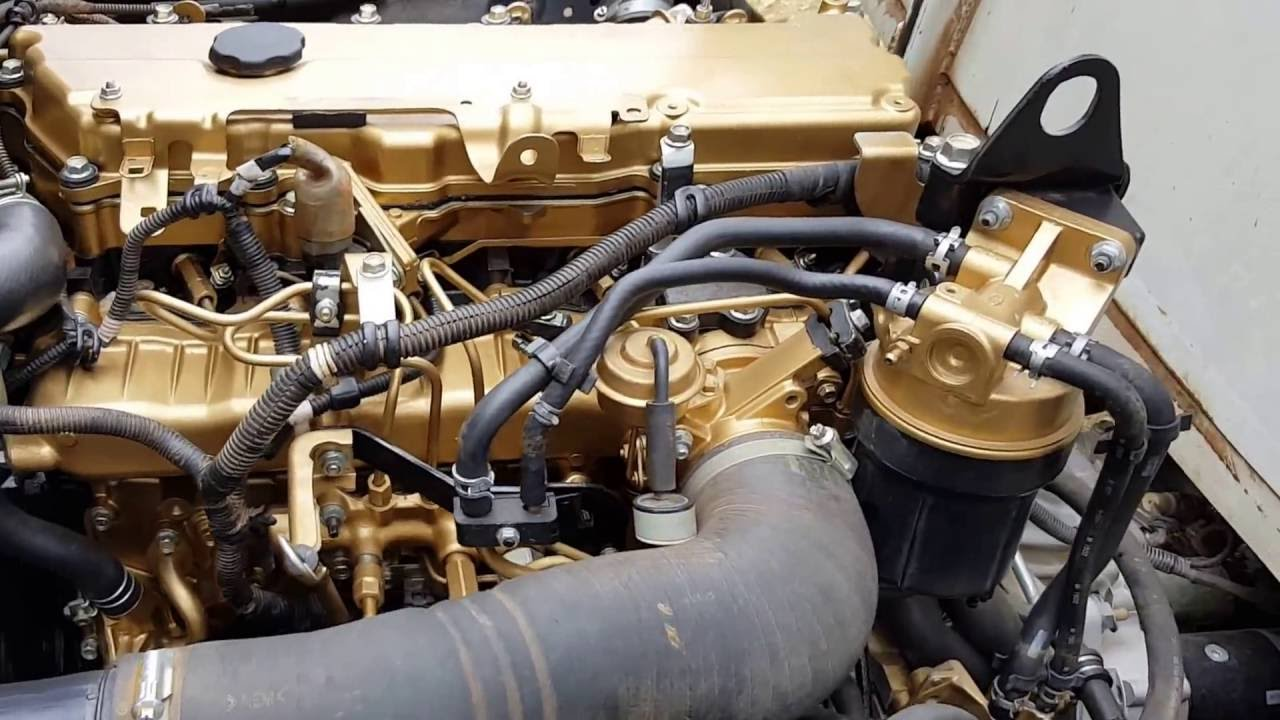 Isuzu Npr 400 Engine Rebuild Review