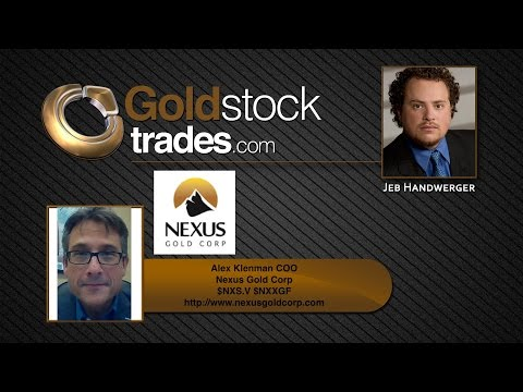 #NexusGold $NXS.V $NXXGF Exciting New High Grade Gold Discovery in Burkina Faso